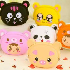 £6.90 Buy 'Cuteberry – Animal Coin Purse' with Free Shipping at YesStyle.co.uk. Browse and shop for thousands of Asian fashion items from China and more! Asian Fashion, Fashion Beauty, Animal Backpacks, Lifestyle Online, Hello Kitty, Fashion Accessories, Coin Purse, China, Free Shipping