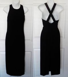 Ann Taylor  Classic Little Black Dress  Size 4P  Very Well Made  Timeless style & design    Simple Elegance