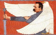 Category:Paintings by Edward Okuń Art And Illustration, Illustrations, Kunst Inspo, Art Inspo, Character Aesthetic, Character Design, Aesthetic Art, Art Nouveau, Historia