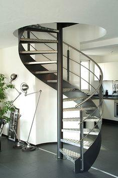 Super Treppenauge einer Spindeltreppe | Spindeltreppen | Pinterest GQ85