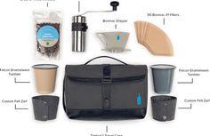 Timbuk2 x Blue Bottle Travel Kit