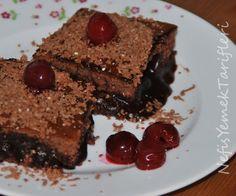 Vişneli Çikolatalı Kek Tarifi – Nefis Yemek Tarifleri
