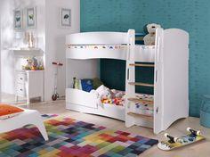 Łóżko piętrowe PATRO nowość od producenta