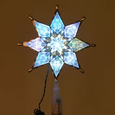 Shining star atop my tree, thanks for shining so bright for me! Unique Tree Toppers, Christmas Ideas, Christmas Tree, Tree Tops, Shining Star, Bright, Stars, Green, Silver
