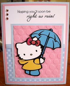 Hello kitty greetings cricut cartridge 3 this card inspiration image result for cricut hello kitty get well soon m4hsunfo