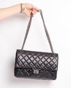 bc01a4c764d2 28 Best Chanel Reissue Bag images | Chanel bags, Chanel handbags ...