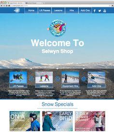 Selwyn Shop | Selwyn Snowfields