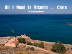 "A ""healthy"" Kalimera ...  http://www.cretetravel.com  #Crete #Guide #Hotels #Villas #Travel #Holiday #Book #Live #Enjoy"