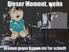 Nach 25 Jahren erzielt Werder mal wieder ein Tor gegen Bayern  --- #bolzplatzhelden #svwfcb #skybuli #bundesliga