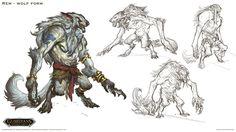 vinodrams - Guardians of Middle Earth>SkinChangers