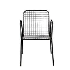 Zwarte stoel