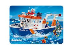 Expedition ship - PM Germany PLAYMOBIL ® Germany