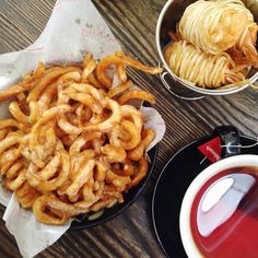 Finger food also by @burgeroom. You should definitely try their Melted Cheese Twister Fries and Twister Prawn!