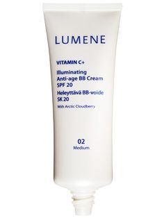 Lumene's Illuminating BB Cream ($14.99) really brought the benefits in GHRI tests, moisturizing more than any other product in the BB cream bunch. #bbcream #lumene
