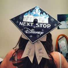 Pin for Later: 43 Creative Disney Graduation Cap Ideas You Can DIY