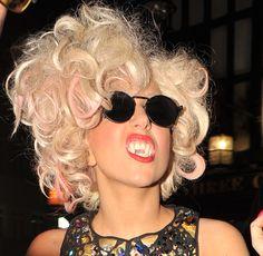 Lady Gagas bad hair day