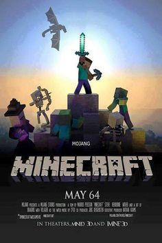 Minecraft 2016 Indigo Ball  http://www.indigoball.com/2016/01/21/upcoming-hollywood-movies-2016/17/