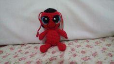 Amigurumi da Tokki Ladybug!