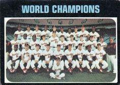 Orioles de Baltimore, Campeones 1970