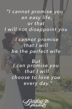 Wedding Quotes : Picture Description Because marriage is a choice. And choosing to love him is the only thing that will keep us together! The Words, Marriage Advice, Love And Marriage, What Is Marriage Quotes, Wedding Quotes And Sayings, Marriage Promises, Marriage Anniversary Quotes, Married Life Quotes, Strong Marriage