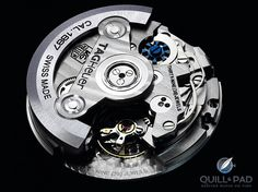 TAG Heuer caliber 1887 is based on plans bought from Seiko. That's something that TAG Heuer forgot to mention and even denied for a while, until they were called out