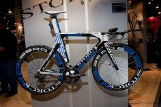 Storck Aero 2... The coolest TT bike... EVER.