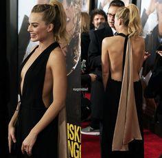 Margot Robbie Whiskey Tango Foxtrot premier 2016