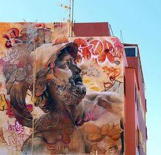 by Pichi & Avo in Tenerife, Spain, 10/15 (LP)