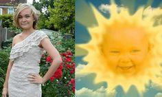 O sol dos 'Teletubbies' cresceu. http://glo.bo/1tdbh1Q