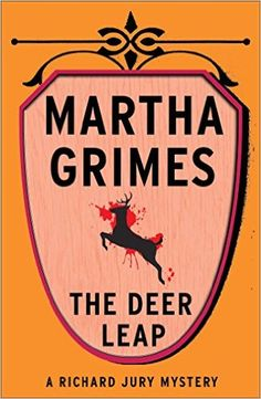 Amazon.com: The Deer Leap (Richard Jury Mysteries Book 7) eBook: Martha Grimes: Books