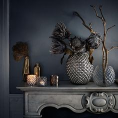 """13.3b Beğenme, 43 Yorum - Instagram'da H&M Home (@hm_home): """"Glass vases + wooden branches =#HMHome"""""""