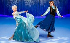 'Frozen' on ice! Disney announces live skating spectacular based on blockbuster By Marc Snetiker on May 20, 2014