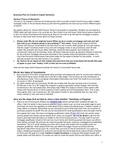Business proposal template free business proposal sample jane how to write a business plan for real estate investors experts opinions accmission Images