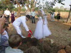 Mokoya Lodge | Planting a Tree