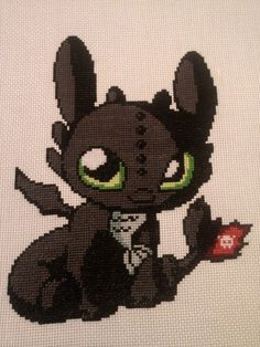 Toothless by Arionrod on DeviantArt.