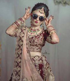PLS share /Like/ tag PLS share /Like/ tag . Indian Bridal Photos, Indian Wedding Poses, Indian Wedding Pictures, Indian Wedding Couple Photography, Indian Bridal Outfits, Indian Bridal Fashion, Bride Photography, Photography Ideas, Bridal Photoshoot