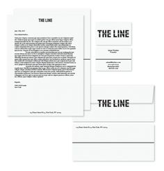 2 × 4: Project: The Line