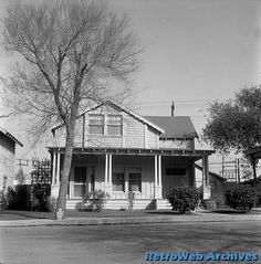 Andy Taylor's house on The Andy Griffith Show