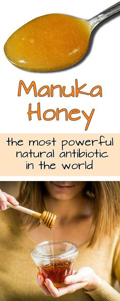 Manuka Honey - The most powerful natural antibiotic in the world