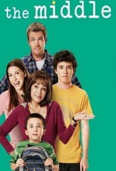 The Middle (2008-2016) / S: 1-7 / Ep. 168 / Comedy / Awards: Nominated for 1 Primetime Emmy + 7 wins & 28 nominations / Stars: Patricia Heaton, Neil Flynn, Charlie McDermott / The daily mishaps of a married woman and her semi-dysfunctional family and their attempts to survive life in general in the city of Orson, Indiana.