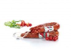 Salsiccia Dolce Curva #salumi #salami #salame #salameabruzzese #Abruzzo #delicious #food #meat #meatspecialities #specialities #gourmey #italyfood #salumificiosorrentino