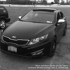 Those HID headlights look great, Sally G.! To all Kia Optima owners, be sure to share your images with us on #KiaKey: http://kiakey.com/activities/black-and-white-and-kia-all-over?utm_source=Optima%20Black%20and%20White%20Activity%20October%202&utm_medium=KMA%20Pinterest&utm_term=Share%20Yours&utm_content=Black%20and%20White&utm_campaign=socialmedia