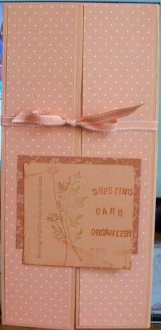 card organizer and perpetual calendar