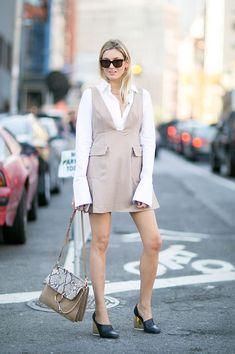 NYFW S/S 2016 Street Style