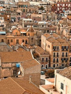 Cagliari - not a bit like Italy...