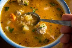 Albondigas Soup | Mexican Please
