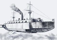 Steampunk Ship, Air Ship, Air Machine, Dieselpunk, Steam Punk, Puns, Sailing Ships, Harvest, Tech