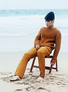 Kang ha Neul - High cut