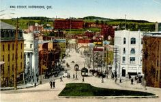 King Street  Around 1925