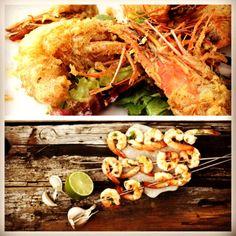 SHRIMPS / SEA FOOD